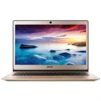 宏� SF113 13.3英寸全金属超轻薄笔记本电脑(N3350 4G 128G SSD IPS FHD 蓝牙 指纹识别)日耀金