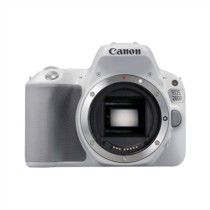 佳能 EOS 200D 套机(EF-S 18-55mm f/4-5.6 IS STM) 白色