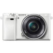 索尼 ILCE-6000L APS-C微单单镜套机 白色(16-50mm镜头 F3.5-5.6 a6000L/α6000)