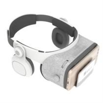 小宅 Z5青春版 中端VR眼镜 视听一体支持VR游戏3D电影 灰色