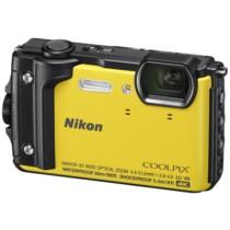 尼康 COOLPIX W300s 防水 防震 防寒 防尘 数码相机 (黄色)