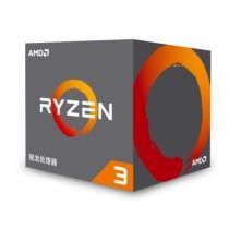 AMD 锐龙  Ryzen 3 1300X 处理器4核AM4接口 3.5GHz 盒装
