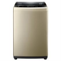 美的 MB90-8100WDQCG 9公斤大容量金色变频全自动洗衣机 一键快净洗涤 人性化智能控制