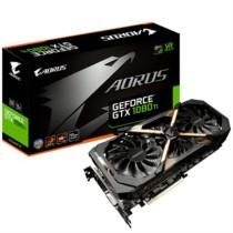 技嘉 AORUS GTX 1080 Xtreme Eition 1759-1936MHz/10206MHz 8G/256bit GDDR5X显卡