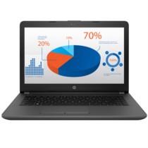 惠普 246 G6 14英寸笔记本电脑(N3350 4G 256G SSD Win10)黑灰银色