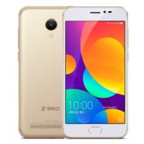 360手机 F5 移动高配版 2GB+16GB 流光金色  双卡双待
