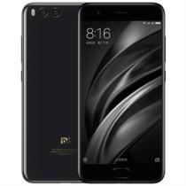 小米 6 全网通 6GB+128GB 陶瓷黑尊享版 移动联通电信4G手机 双卡双待