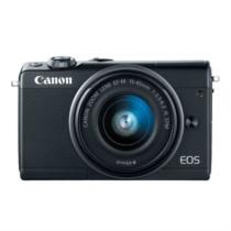 佳能 EOS M100(15-45 IS STM镜头) 黑色