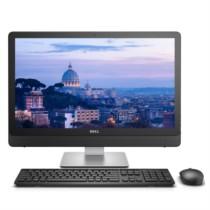 戴尔 成就5460-R2748B 23.8英寸防眩光一体机电脑(i7-7700T 8G 128GSSD+1T 4G独显 无线键鼠)
