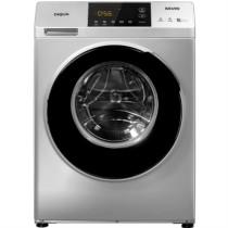 三洋 WF100BHIS565S 10公斤洗烘一体变频滚筒洗衣机 WIFI云洗 中途添衣(哑光银)