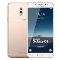 三星 Galaxy C8(SM-C7108)3GB+32GB  枫叶金 移动4G+手机 双卡双待