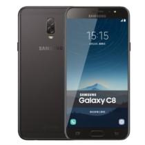 三星 Galaxy C8(SM-C7100)4GB+64GB 墨玉黑 移动联通电信4G手机 双卡双待