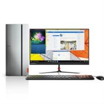 联想 天逸510 Pro商用台式电脑23英寸(i3-7100 4G 1T 集显 Win10 Office)