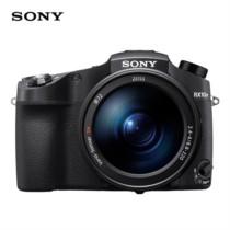 索尼 RX10 IV 黑卡超长焦旗舰数码相机(24mm-600mF2.4-F4蔡斯镜头) 黑色