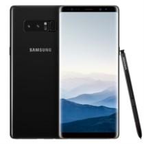 三星 Galaxy Note8(SM-N9500)6GB+64GB 谜夜黑 移动联通电信4G手机 双卡双待