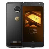 Moto Z 2018 6G+128G 模块化手机 黑色 移动联通电信4G手机 双卡双待