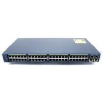 思科 WS-C2960+48TC-S 48口百兆二层网管交换机