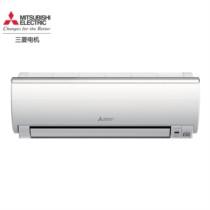 三菱 大1匹 1级能效 变频 壁挂式家用冷暖空调 MSZ-ZFJ09VA(白色)(KFR-25GW/BpAA)