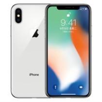 苹果 iPhone X (A1865) 64GB 银色 移动联通电信4G手机