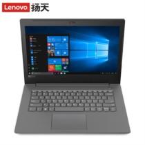 联想 扬天V330 14英寸商务笔记本电脑(i5-8250U 4G 500G AMD R5 2G独显 win10)铁灰