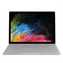 微软 Surface Book 2 二合一平板笔记本 13.5英寸(Intel i7 8G内存 256G存储)银色