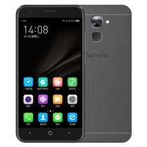 乐丰  T13 移动4G/联通4G智能手机  指纹解锁 双卡双待 (3G+32G)黑色
