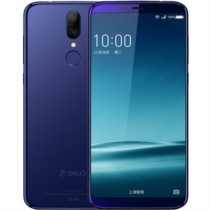 360手机 N6 Pro 全网通 6GB+128GB 深海蓝 移动联通电信4G手机 双卡双待