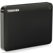 东芝 V9 高端系列 2.5英寸 移动硬盘(USB3.0)1TB(经典黑)