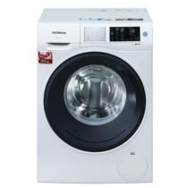 西门子  9公斤 变频滚筒洗衣机 全屏触摸显示器 加速洗 节能洗(白色)XQG90-WM12U4C00W