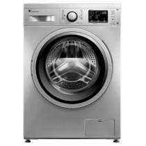 小天鹅 8公斤变频滚筒洗衣机(银色) wifi智能控制 LED显示屏 低噪音 TG80V60WDS