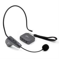 大行 WM01 50米头戴式无线麦克风 2.4G耳挂式无线话筒舞台演出 教学 会议