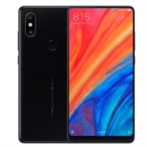 小米 MIX2S 全面屏游戏手机8GB+256GB 黑色 全网通4G 陶瓷手机