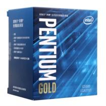 Intel 奔腾双核 G5500 盒装CPU处理器