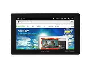 ONDATA 昂达VX610W 豪华版平板电脑报价 IT168平板电脑实时报价