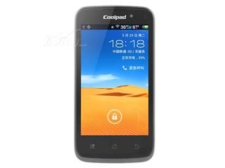 酷派 7728 3G手机(黑色)WCDMA/GSM双卡双待双通