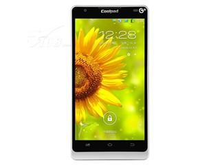 酷派 8720 3G手机(智铂银)TD-SCDMA/GSM移动定制机