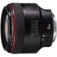 佳能 EF 85mm f/1.2L II USM 远摄定焦镜头