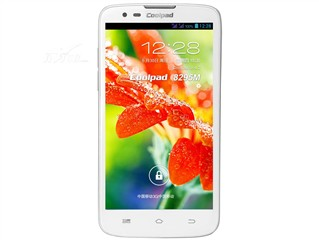 酷派 8295M 青春版 移动3G手机(白色)TD-SCDMA/GSM双卡双待单通非合约