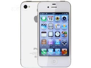 苹果 iPhone4S 16G联通3G手机(白色)WCDMA/GSM非合约机