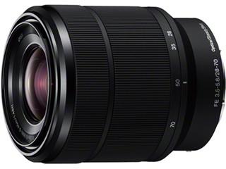 索尼 FE 28-70mm f/3.5-5.6 OSS