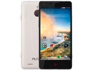 努比亚 Z5 mini 3G手机(白色)WCDMA/TD-SCDMA/CDMA2000