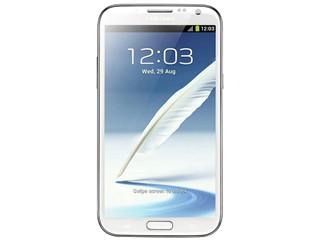 三星 Note2 N7100 16GB 联通版3G手机(云石白)
