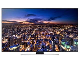 三星 UA55HU8500J 55英寸3D网络智能4K电视(黑色)