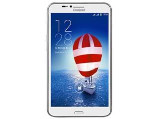 酷派 大神9976A 联通3G手机(白色)WCDMA/GSM双卡双待单通非合约机