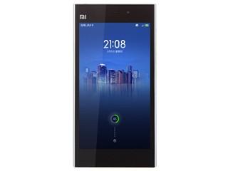 小米 3 16G联通3G手机(银灰色)WCDMA/GSM非合约机