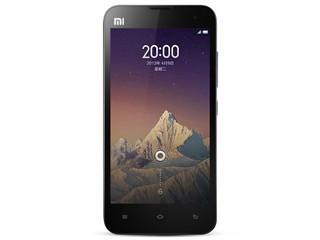 小米 2S 16G联通3G手机(白色)WCDMA/GSM非合约机
