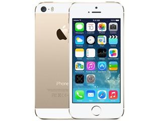 苹果 iPhone5s 16G联通3G手机(金色)WCDMA/GSM合约机