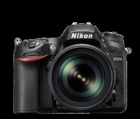 尼康 D7200 SPS-C画幅单反相机 单机身