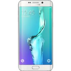 三星 Galaxy S6 Edge+(G9280)32G版 雪晶白 全网通4G手机