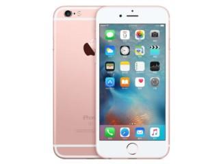 苹果 iphone6s plus 16GB 港版(玫瑰金)